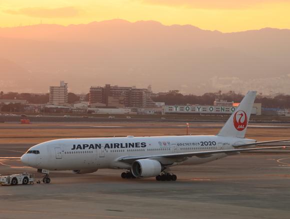 日本航空JL B777-200 JA773J 2020年東京五輪_d0202264_213769.jpg