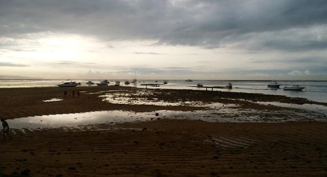 晴れた朝のビーチ_d0083068_7555691.jpg