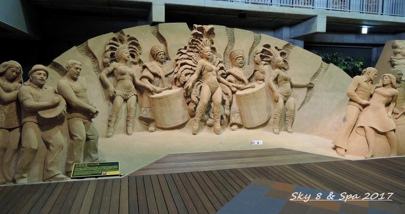 ◆ 2016最後の美食旅、その13 「鳥取砂丘 砂の美術館」へ  (2016年11月)_d0316868_10165463.jpg