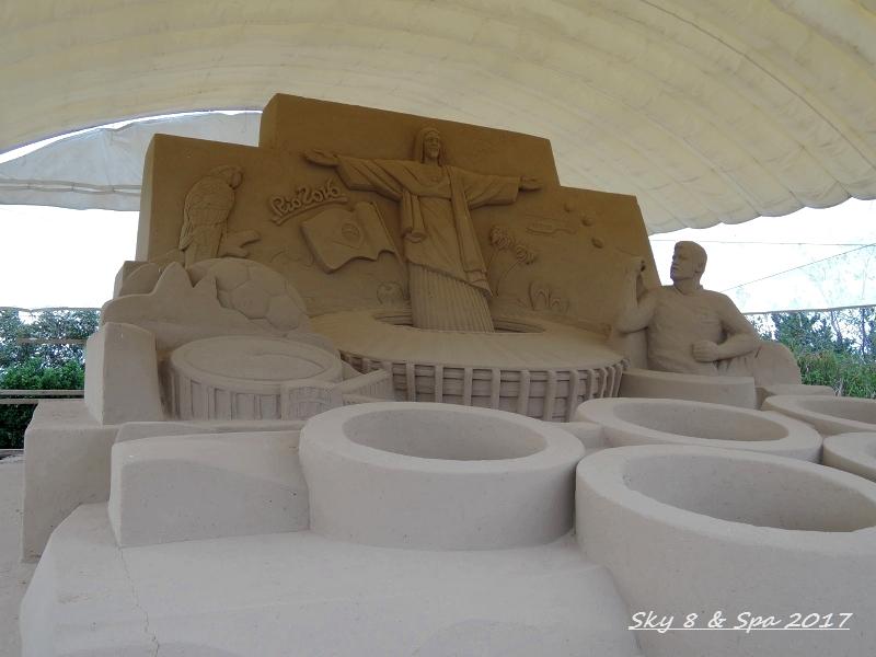 ◆ 2016最後の美食旅、その13 「鳥取砂丘 砂の美術館」へ  (2016年11月)_d0316868_102149.jpg