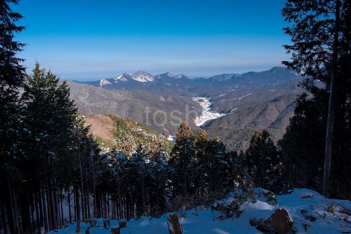 暑かった三峰山 1_c0350572_21375583.jpg