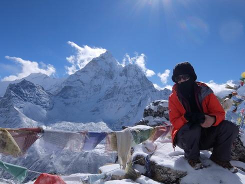 11日目: trekking day9 ディンポチェ(Nangkar Tshang)_a0207588_21503210.jpg