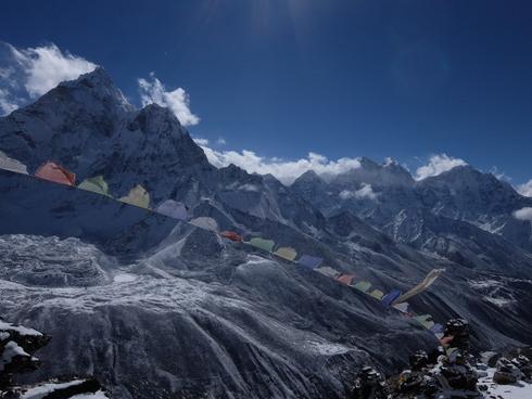 11日目: trekking day9 ディンポチェ(Nangkar Tshang)_a0207588_23371721.jpg