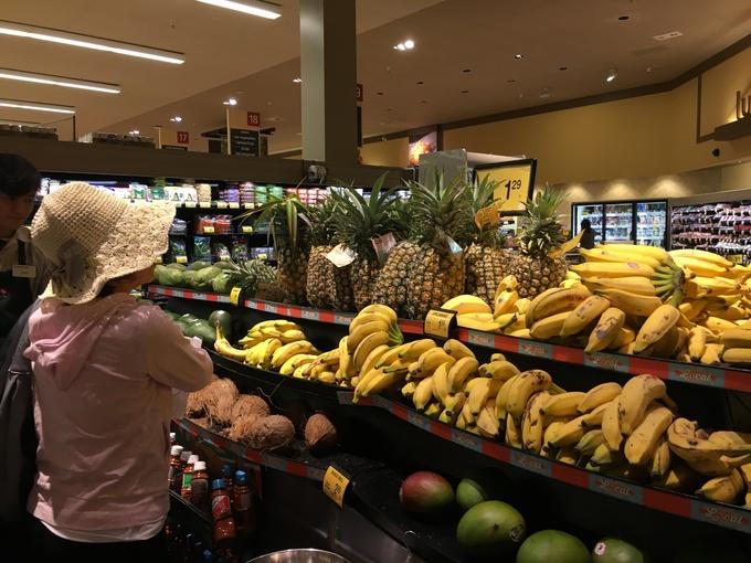 2017正月ハワイ~自炊派には必須のスーパーでの買い出し編~_f0011498_1017044.jpg