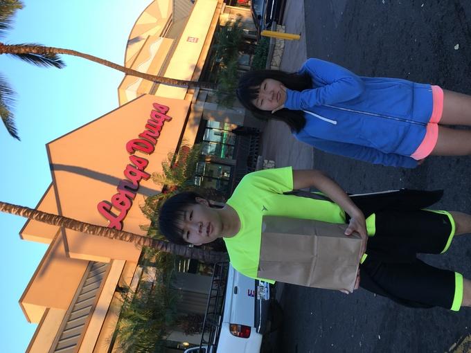 2017正月ハワイ~自炊派には必須のスーパーでの買い出し編~_f0011498_956444.jpg