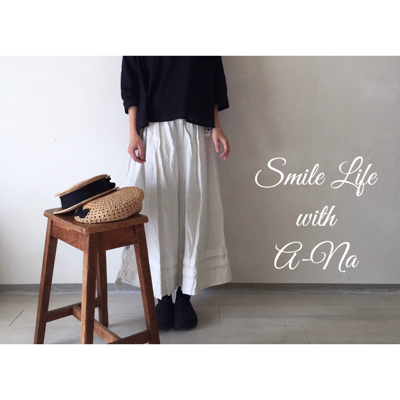 小森里佳 Smile Life with A-Na 作品紹介3_b0012899_21313031.jpg
