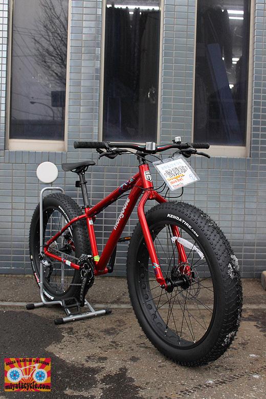 mongoose ファットバイク 試乗車 有ります!!_e0126901_11180653.jpg