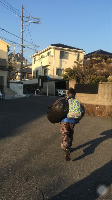林間学校……👣_c0162404_09303419.jpg