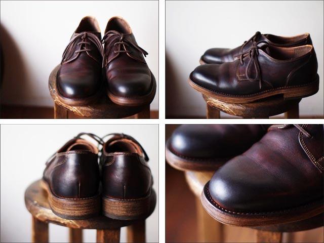 moto leather&silver[モトレザー] Plane Toe Oxford Shoes [プレントゥーオックスフォードシューズ] MSS1【1632】MEN\'S_f0051306_17264963.jpg