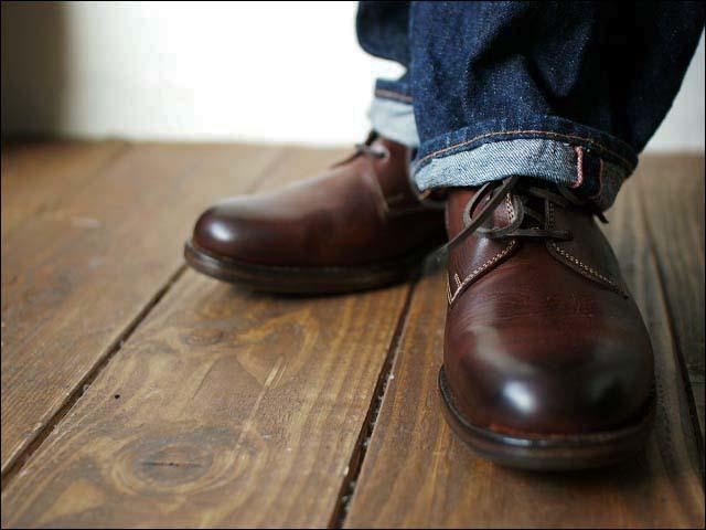moto leather&silver[モトレザー] Plane Toe Oxford Shoes [プレントゥーオックスフォードシューズ] MSS1【1632】MEN\'S_f0051306_17265197.jpg