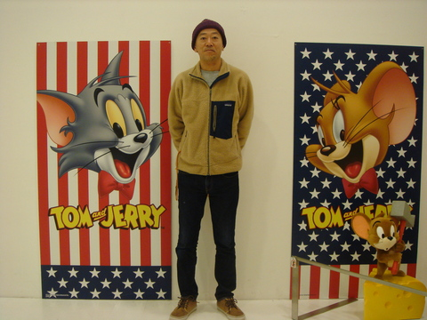 TOM and JERRY #2_b0207642_1603248.jpg