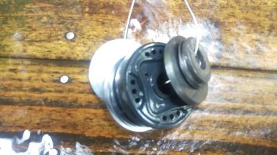 NSR250 リアサスO/H_e0114857_9242438.jpg