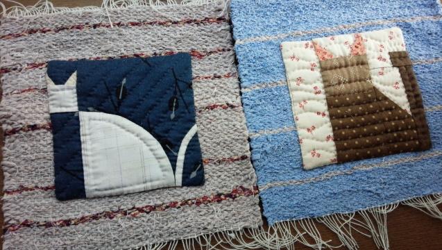 織りとキルトを合わせてみました♪_f0374160_21501701.jpg