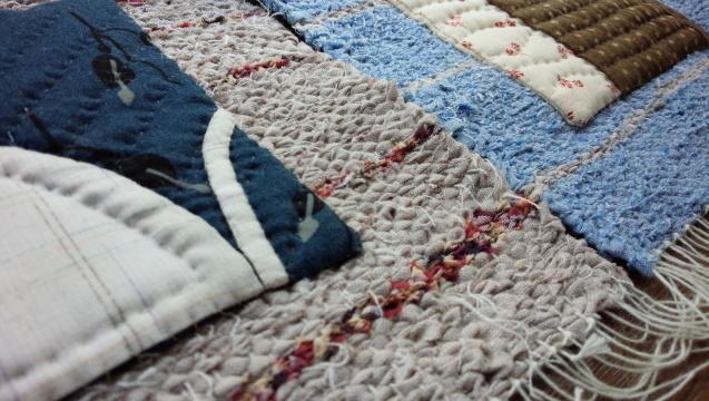 織りとキルトを合わせてみました♪_f0374160_21510832.jpg