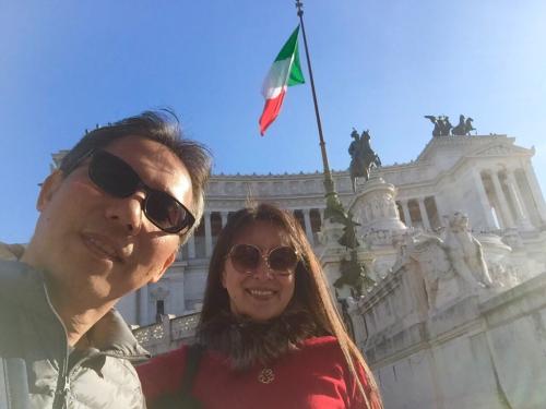 ローマおすすめシーフードレストラン Restorante Due Ladroni イタリア珍道中7日目!ミラノに到着〜〜〜(^^)_f0355367_00551297.jpg
