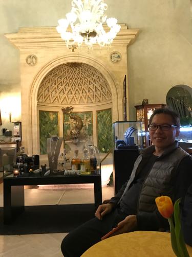 ローマおすすめシーフードレストラン Restorante Due Ladroni イタリア珍道中7日目!ミラノに到着〜〜〜(^^)_f0355367_01051928.jpg