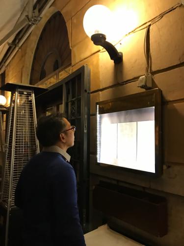 ローマおすすめシーフードレストラン Restorante Due Ladroni イタリア珍道中7日目!ミラノに到着〜〜〜(^^)_f0355367_07200843.jpg