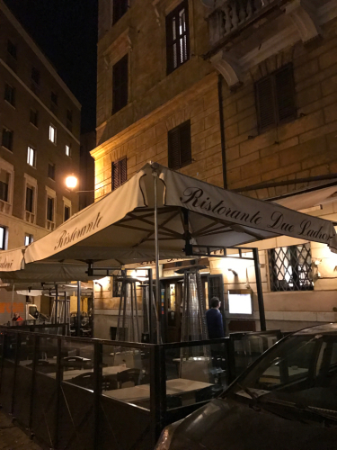 ローマおすすめシーフードレストラン Restorante Due Ladroni イタリア珍道中7日目!ミラノに到着〜〜〜(^^)_f0355367_07200896.jpg