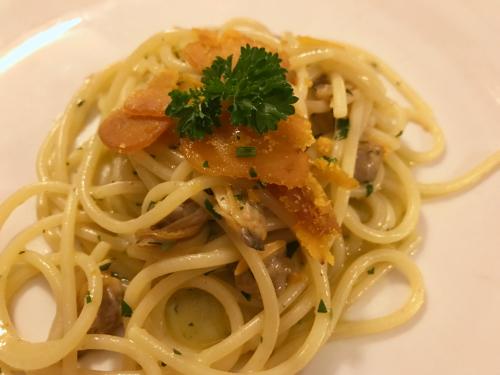 ローマおすすめシーフードレストラン Restorante Due Ladroni イタリア珍道中7日目!ミラノに到着〜〜〜(^^)_f0355367_07201144.jpg