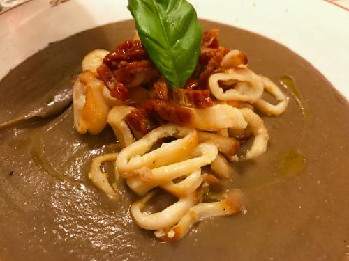 ローマおすすめシーフードレストラン Restorante Due Ladroni イタリア珍道中7日目!ミラノに到着〜〜〜(^^)_f0355367_07201255.jpg
