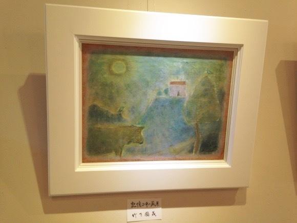 * お知らせ 「芸術の秋 男性絵画展」 in モカ *_e0290872_11284643.jpg