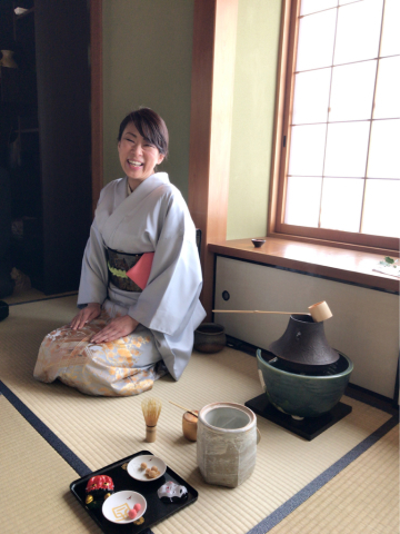 お茶のお稽古〜Tea Ceremony Lesson_e0142585_11295142.jpg