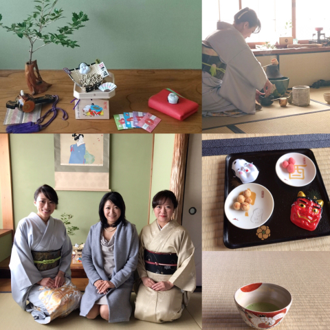 お茶のお稽古〜Tea Ceremony Lesson_e0142585_11295197.jpg