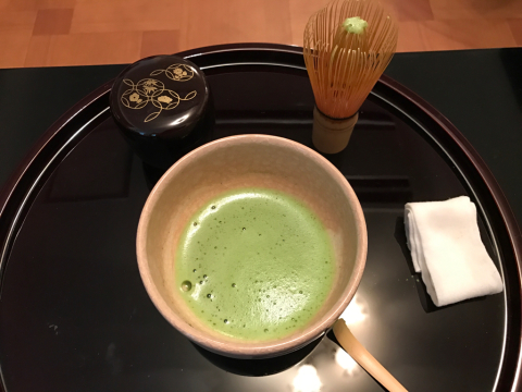 お茶のお稽古〜Tea Ceremony Lesson_e0142585_11295560.jpg