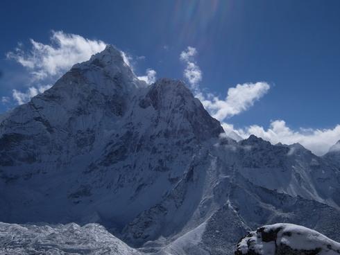 11日目: trekking day9 ディンポチェ(Nangkar Tshang)_a0207588_20105484.jpg