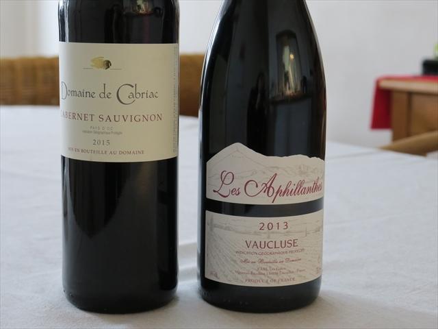 山のラベルのワイン ヴォークリューズ_e0271890_17383440.jpg