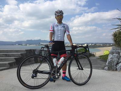 金栄堂サポート:日本大学自転車競技部・岡本隼選手 金栄堂Fact®レンズインプレッション!_c0003493_08553835.jpg