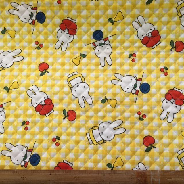 ミッフィの布、旧柄ですが、_d0156706_09592445.jpg