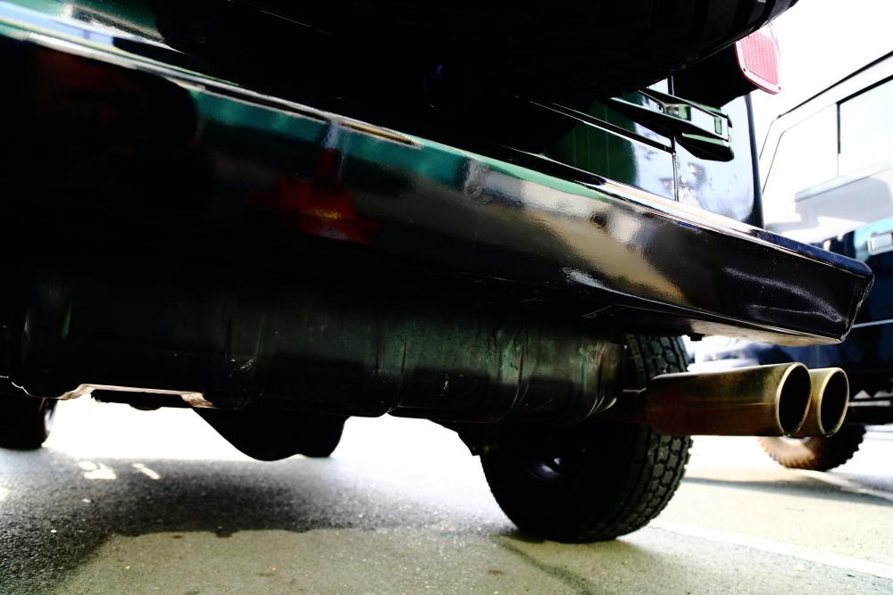 燃料ポンプ交換からラジエーター交換など_f0105425_18345823.jpg