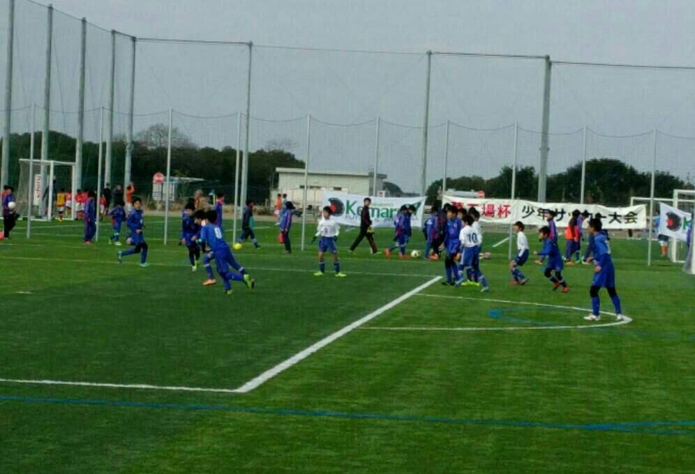 U12    ⚽夢工場杯 少年サッカー大会 1日目_f0138335_21151098.jpg