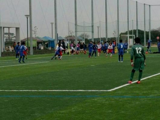 U12    ⚽夢工場杯 少年サッカー大会 1日目_f0138335_21151355.jpg