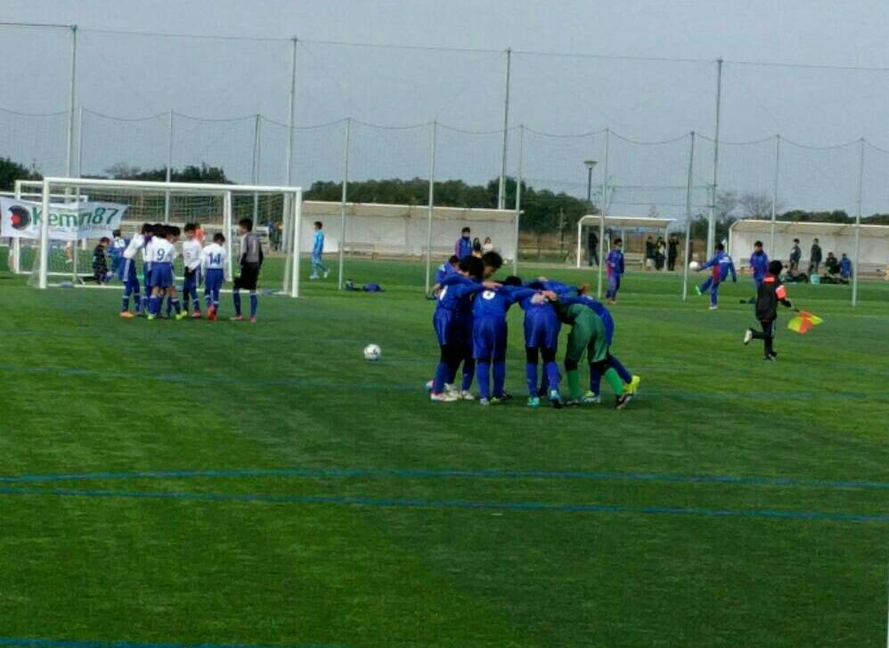 U12    ⚽夢工場杯 少年サッカー大会 1日目_f0138335_21151442.jpg