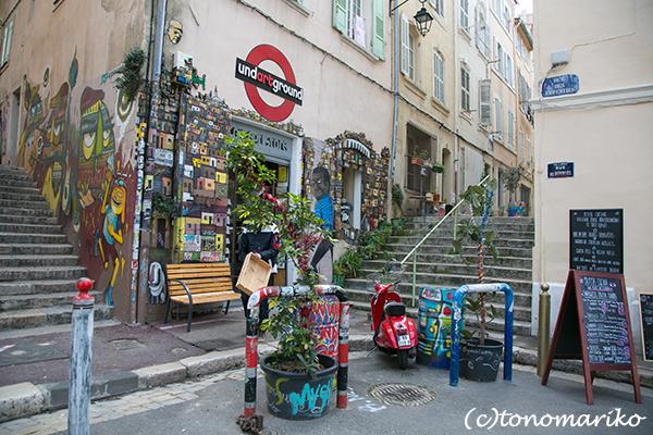 旅先での「旧市街」さんぽ 〜マルセイユ「パニエ地区」〜_c0024345_06295934.jpg