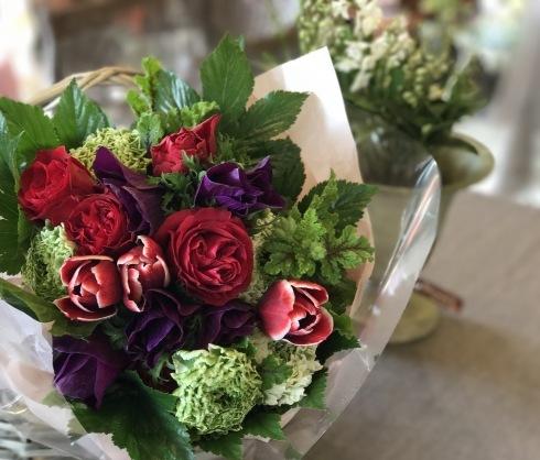 シネンシス入荷しました・・地味な花ですが人気です・・_b0137969_21494549.jpg