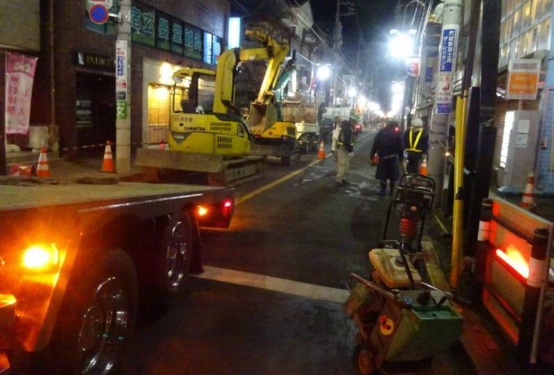 中宿通り夜間工事のお知らせ_f0059673_08021601.jpg