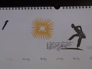 アンデルセンの切り絵のカレンダー_e0158687_21573055.jpg