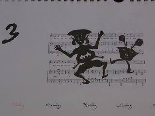 アンデルセンの切り絵のカレンダー_e0158687_21591524.jpg