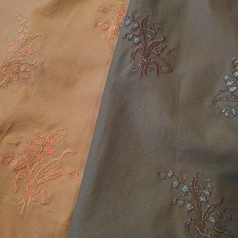 M71804 チノ スズラン刺繍スカート_b0117913_14032021.jpg