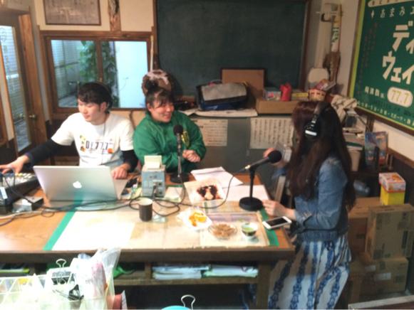奄美・FMラジオ出演_b0099226_09595458.jpg