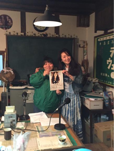 奄美・FMラジオ出演_b0099226_09595517.jpg