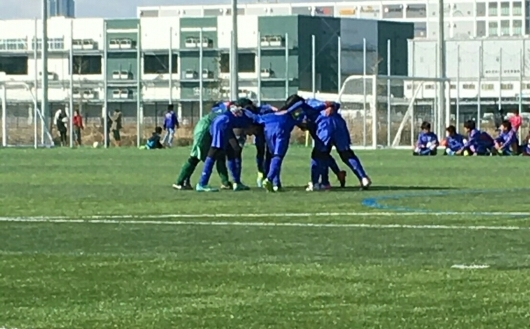 U12   ⚽夢工場杯 少年サッカー大会 2日目_f0138335_21384216.jpg