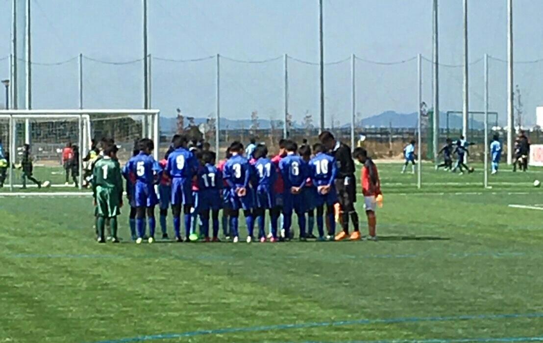 U12   ⚽夢工場杯 少年サッカー大会 2日目_f0138335_21384525.jpg