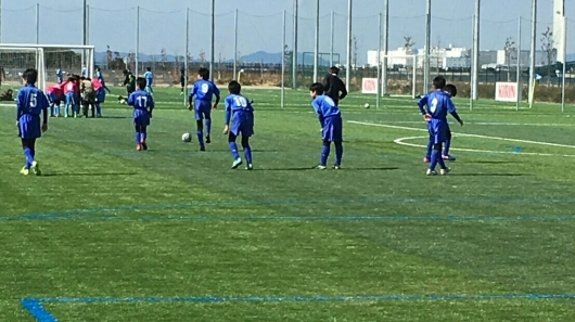 U12   ⚽夢工場杯 少年サッカー大会 2日目_f0138335_21384659.jpg