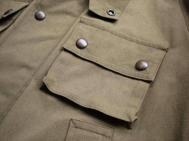 "NEW : Nigel Cabourn [HUNTING JACKET] ""HALFTEX"" 2017 SPRING !!_a0132147_16181325.jpg"