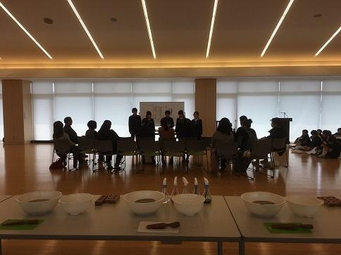第一学園5年生 「菓子木型発表会」_c0227958_07302345.jpg