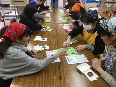 仏生山コミュニティーセンター「和三盆ワークショップ」_c0227958_07330474.jpg